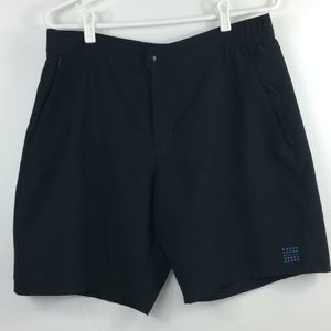 Merrell black shorts excellent condition size 34